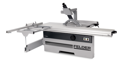 FELDER K 540 S - Sliding Table Panel Saw